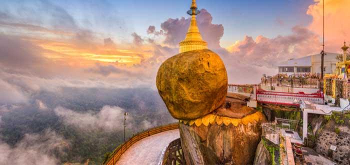 PagodaKyaiktiyo