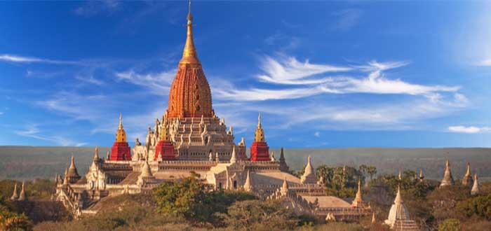 Qué ver en Birmania | Templo Ananda