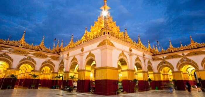 Qué ver en Birmania | Templo Mahamuni