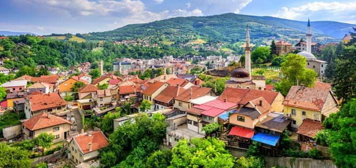 Ciudades de Bosnia: Travnik