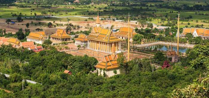 Ciudades de Camboya: Udong