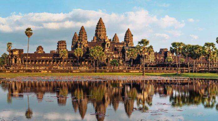 Ciudades de Camboya