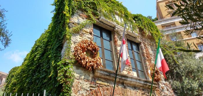 Casa de Cristóbal Colón