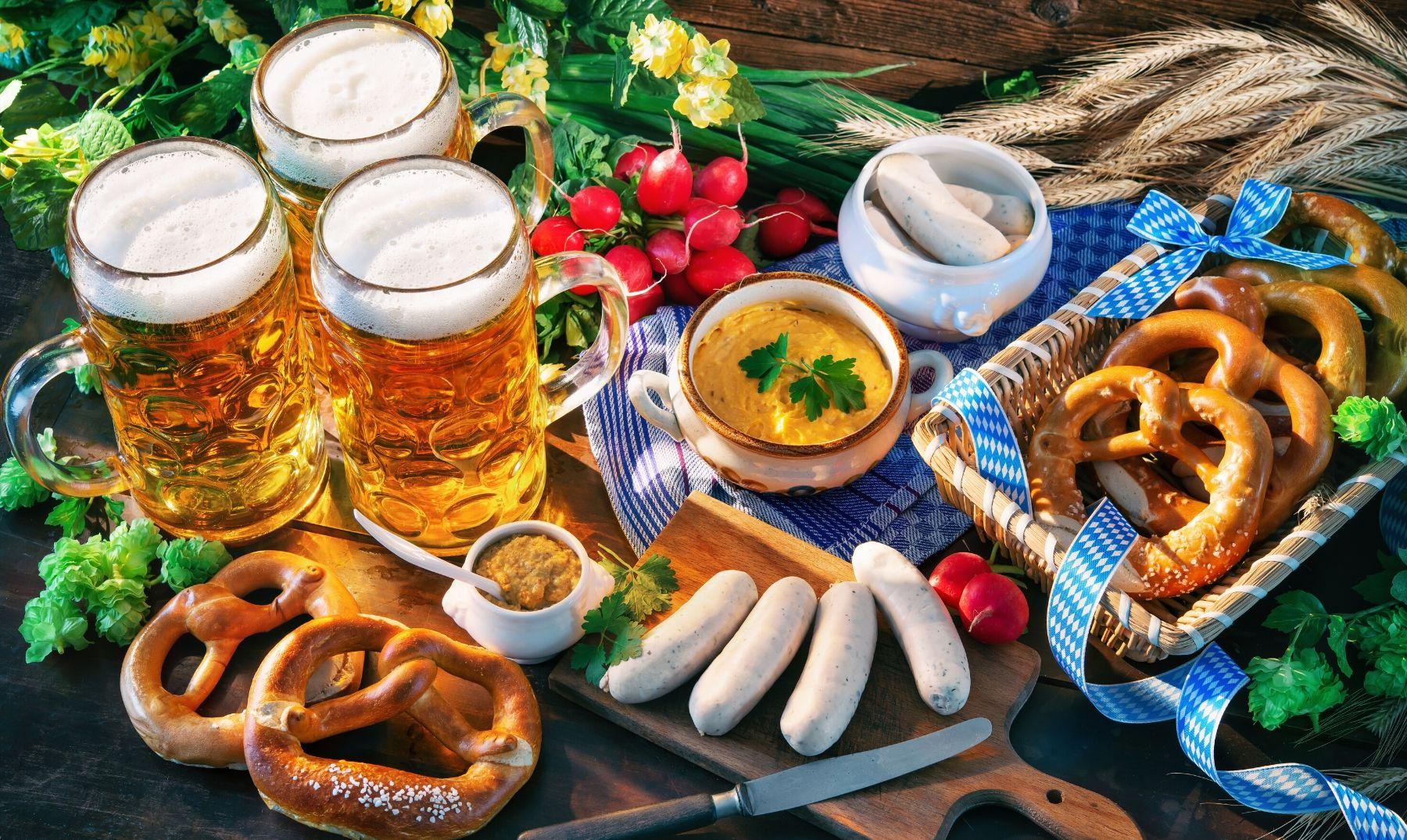 Comida típica de Alemania. 10 platos imprescindibles