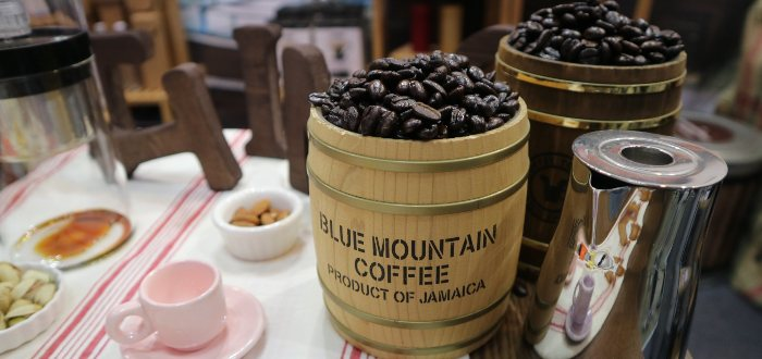 Comida típica de Jamaica: Blue Mountain Coffee