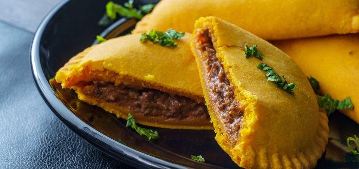 Comida típica de Jamaica, Patties