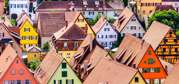 Pueblos de Alemania: Dinkelsbühl