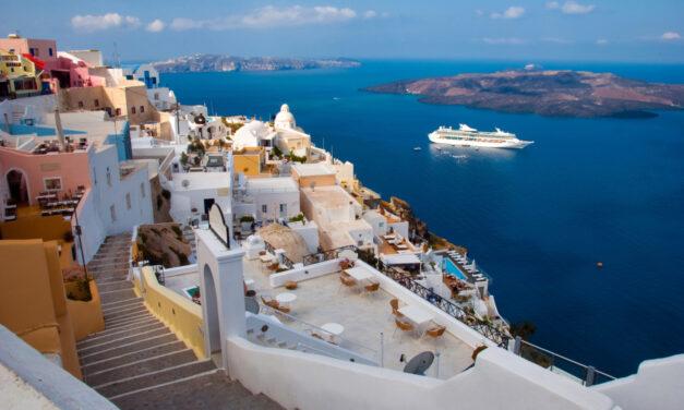 ¿Por qué hacer un crucero en las islas griegas para singles?