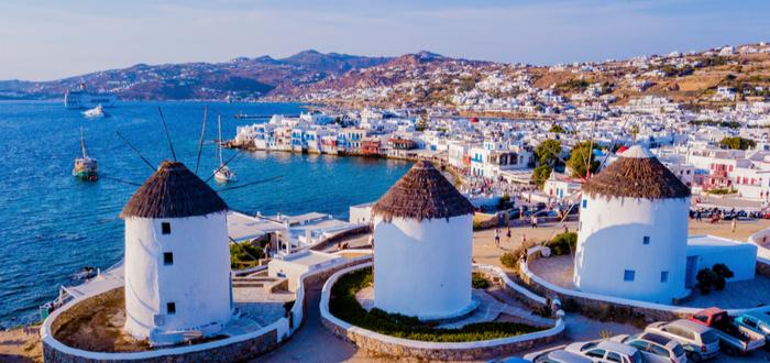 Por qué hacer un crucero en las islas griegas para singles. Un destino soñado