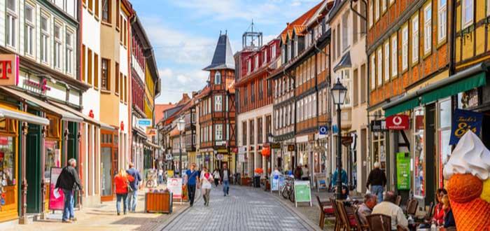 Pueblos de Alemania: Wernigerode
