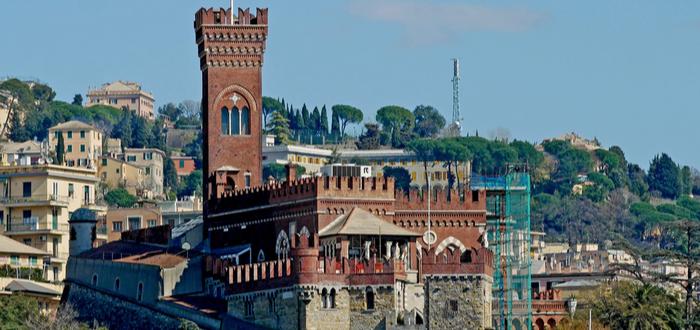 Qué ver en Génova, D'Albertis Castle
