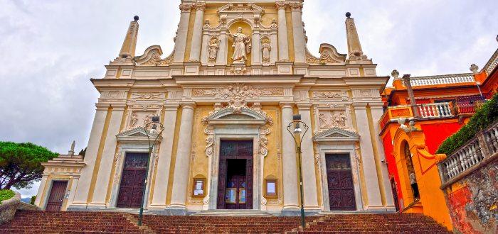 Qué ver en Génova, Iglesia de Santa María del Castillo