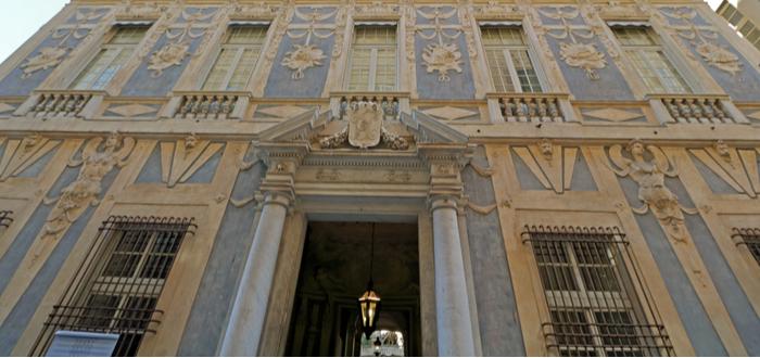 Qué ver en Génova, Palazzo Podestà