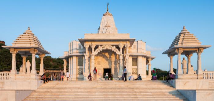 Qué ver en Jaipur. Birla Mandir