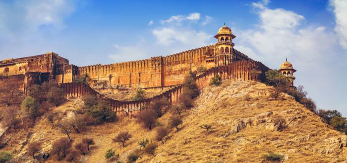 Qué ver en Jaipur. Jaigarh Fort