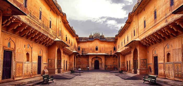 Qué ver en Jaipur. Nahargarh Fort