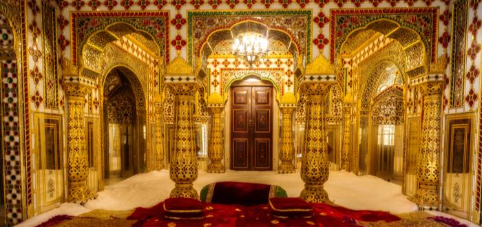 Qué ver en Jaipur. Palacio de Jaipur