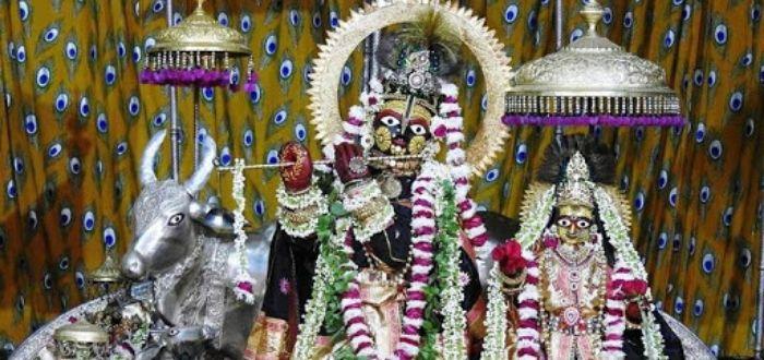 Qué ver en Jaipur. Thikana Mandir Shri Govinddevji Maharaj