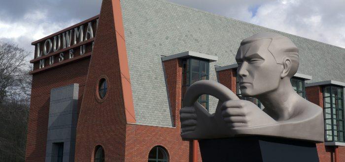 Qué ver en La Haya, Louwman Museum
