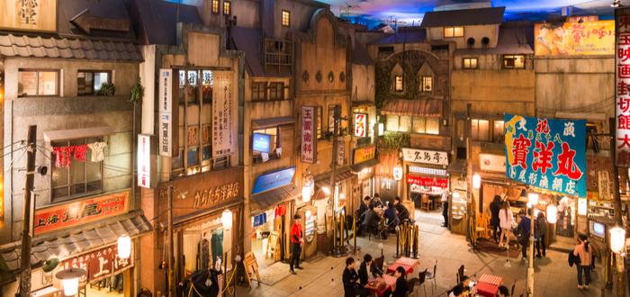 Qué ver en Yokohama. Museo del ramen