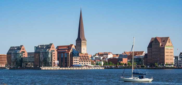 Qué ver Rostock: Sankt-Petri-Kirche