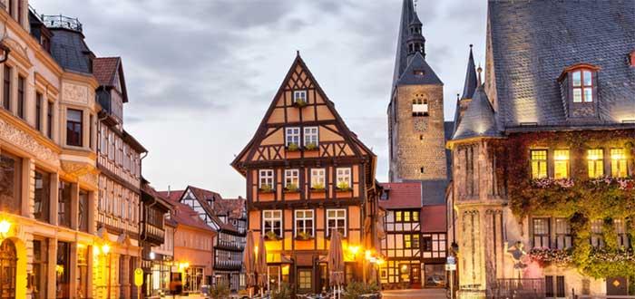 Pueblos de Alemania: Quedlinburg