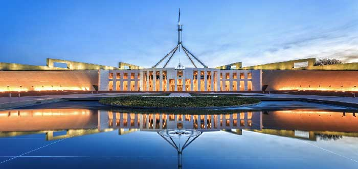 Ciudades de Australia | Canberra