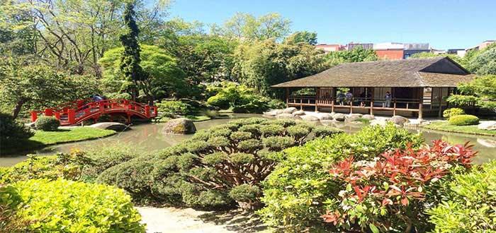 Jardín Japonaise de Toulouse