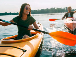 kayak deporte verano 1