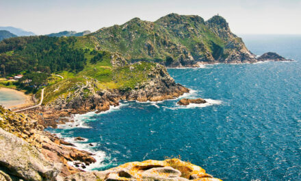 Reabre el Parque Nacional Illas Atlánticas