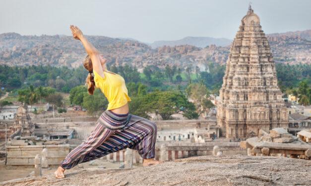 Los mejores cursos de yoga en India ¡Descúbrelos!
