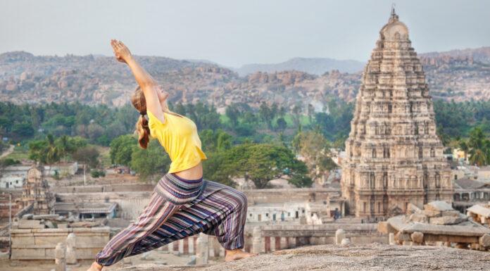 Los mejores cursos de yoga en India