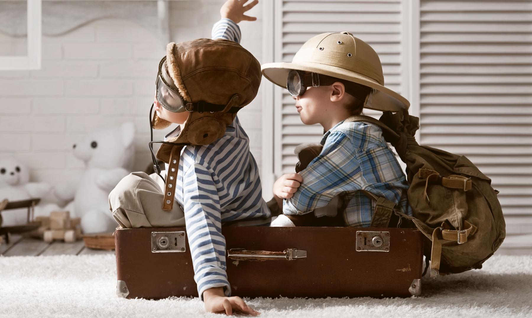 El material de viaje que tus hijos aprovecharán durante todo el año
