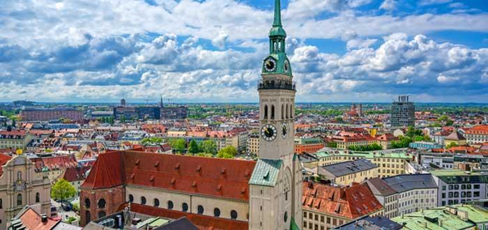 Qué ver en Múnich | St. Peter's Church