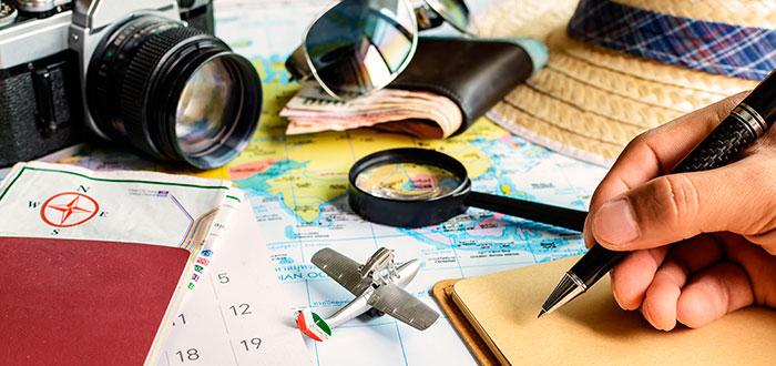 Viajes presupuesto 2