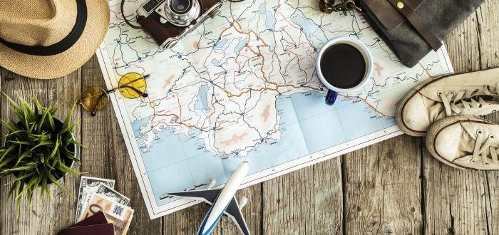 Accesorios de viaje para estudiar inglés en el extranjero