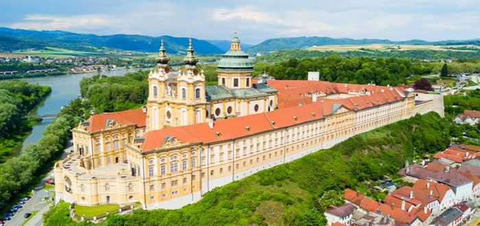 Qué ver en Austria   Abadía de Melk