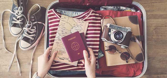 Empacando equipaje