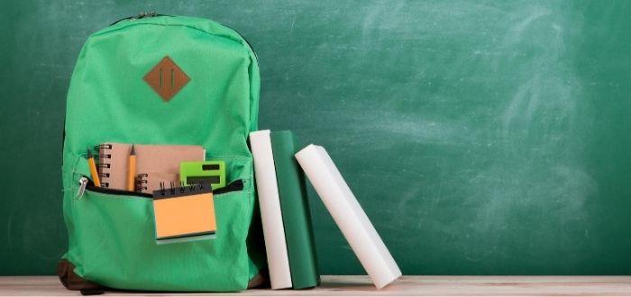 Material escolar para estudiar en Irlanda