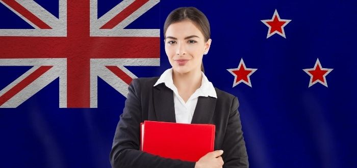 Estudiante en Nueva Zelanda