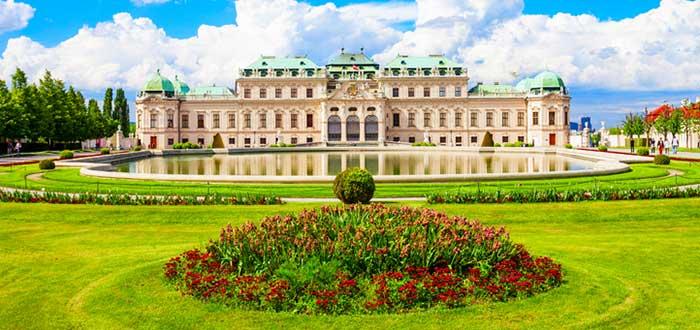 Qué ver en Austria   Palacio Belvedere