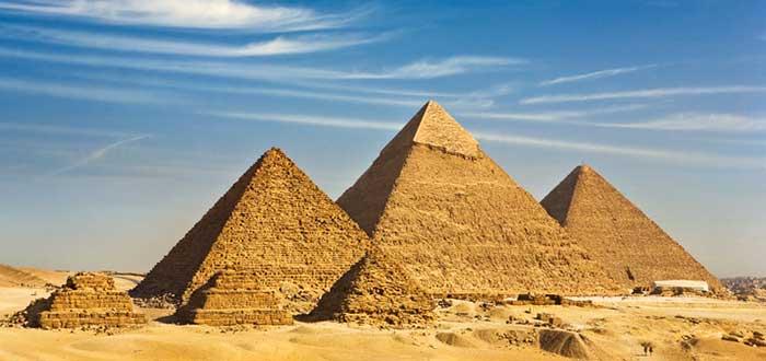 Qué ver en Egipto | Pirámides de Guiza
