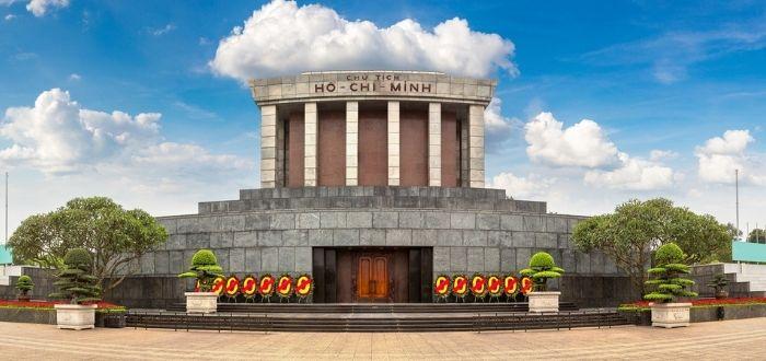 El mausoleo de Ho Chi Minh | Qué ver en Hanoi