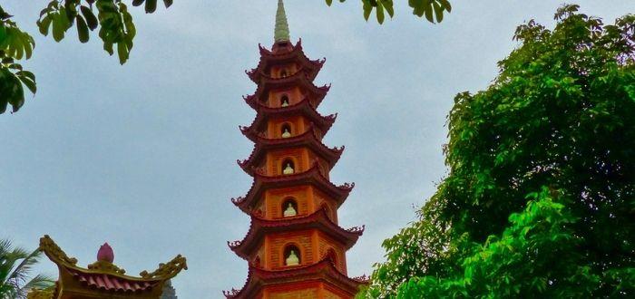 La pagoda Trấn Quốc | Qué ver en Hanoi