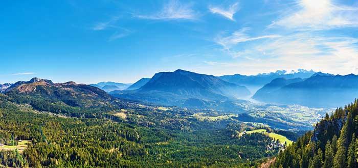 Qué ver en Austria   Salzkammergut