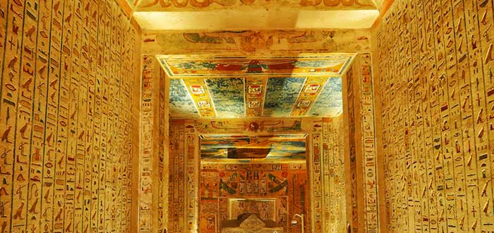 Qué ver en Egipto | Valle de los Reyes