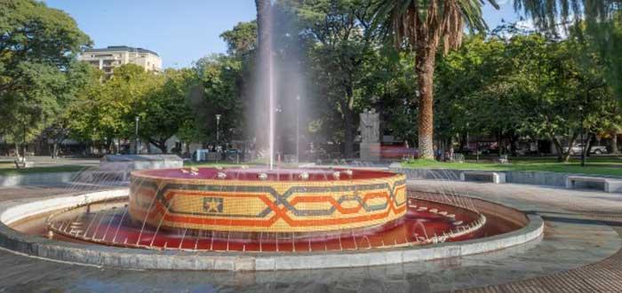Qué ver en Mendoza |Plaza Chile