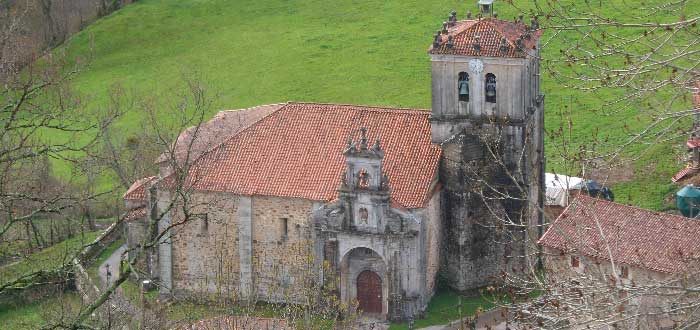 Qué ver en Liérganes | Iglesia de Santa María de la Asunción