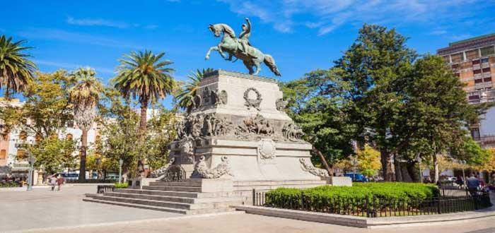 Qué ver en Mendoza |Plaza San Martín