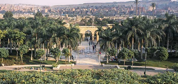 Qué ver en Egipto | Parque Al-Azhar